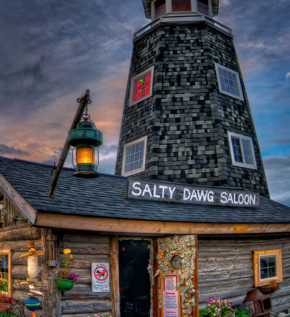 salty dawg saloon homer alaska